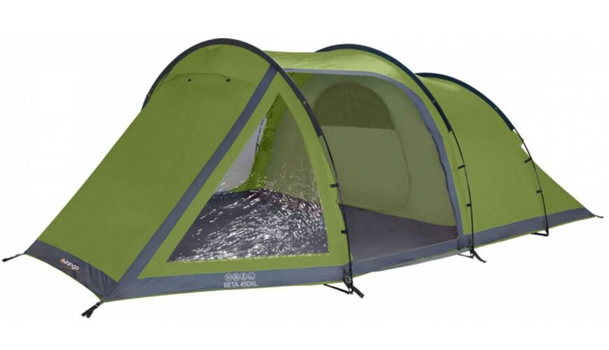 Vango Beta 450 XL tent olijf